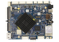 LVDS EDP Display Interface Micro Linux Board , RK3399 GPIO UART TTL Embedded System Board