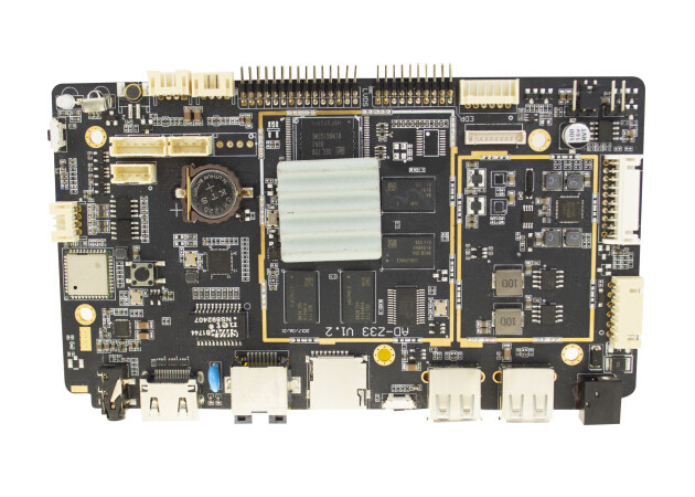 Wireless Embedded System Board Android Linux OS Multi UART LVDS Diaplay Interface
